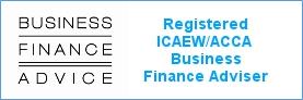 Business Finance Advice Logo